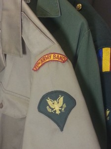 77th army band uniforms