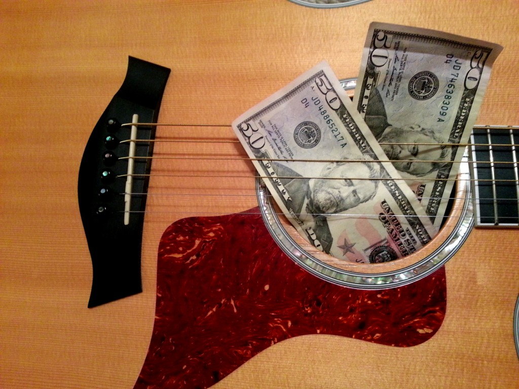 guitar money pit 2