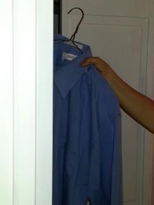 shirt in my closet